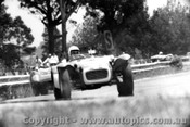 65421 - R. Beasley Lotus Super Seven Ford - Warwick Farm 1965 - Photographer Lance Ruting