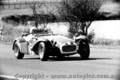 65423 - R. Beasley Lotus Super Seven Ford - Warwick Farm 1965 - Photographer Lance Ruting