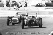 67443 - S. Leigh Nota / G. Harris Lotus Super Seven Ford - Amaroo Park 1967
