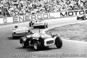 67442 - G. Harris Lotus Super Seven Ford / N. Riley Honda - Oran Park 1967