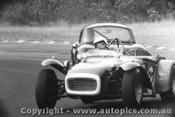 67450 - A. MaCarthur Lotus Super Seven Ford / B. Leer Milano GT179  -  Warwick Farm 1967