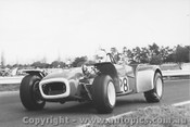 71412 -  P. Lander Lotus Super Seven Ford  - Warwick Farm 1971