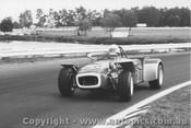 71413 -  P. Lander Lotus Super Seven Ford  - Warwick Farm 1971