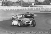 71415 -  P. Lander Lotus Super Seven Ford  - Warwick Farm 1971