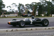 66545 - Graham Hill BRM  Sandown 1966 Tasman