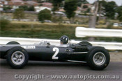 66549 - Graham Hill BRM  Sandown 1966 Tasman