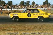 72079 - C. Bond   Holden Torana XU1 - Calder  1972