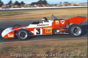 John McCormack Elfin MR5 - Calder 1972