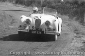 57406 - N.S. Norway Jaguar XK140 - Rob Roy Hill Climb 1957