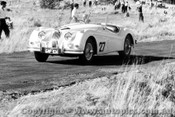 57407 - N.S. Norway Jaguar XK140 - Rob Roy Hill Climb 1957
