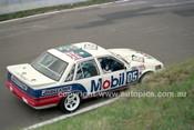 87792  -  Peter Brock & David Parsons, Commodore VL  -  James Hardie 1000 Bathurst 1987 - Photographer Peter Schafer
