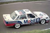 87793  -  Peter McLeod & Jon Crooke, Commodore VL  -  James Hardie 1000 Bathurst 1987 - Photographer Peter Schafer