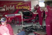 92753  -  Jim Richards & Mark Skaife  -  Tooheys 1000  Bathurst 1992 - 1st Outright - Nissan GTR - Photographer Peter Schafer