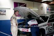 92754  -  Peter Brock, Commodore VP  -  Tooheys 1000  Bathurst 1992  - Photographer Peter Schafer