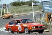 76755 - F. Porter / T. Roberts Alfa Romeo Alfetta GTAM - Bathurst 1976