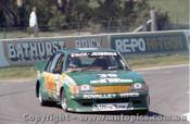 83735 - B. Stack /  B. Jennings  Holden Commodore VH  - Bathurst 1983