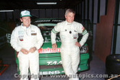 84736  -  D. Johnson / J. French  -  Bathurst 1984 Ford Falcon XE