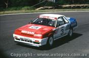 89003 - M. Skaife Nissan Skyline Amaroo 1989