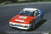 89004 - G. Fury  Nissan Skyline Amaroo 1989