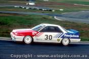 88003 - G. Fury Nissan Skyline - Oran Park 1988