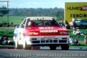 88005 - G. Fury Nissan Skyline - Oran Park 1988