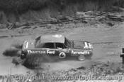 72961 -Ed Mulligan Ford Falcon  - Catalina Rallycross 1970 - Catalina Park Katoomba