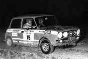 KLG Rally 1971 - Code - 71-T-SCross- 004