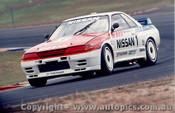 90003  -  J. Richards / M. Skaife  - Nissan Skyline GT-R - Eastern Creek 1990