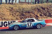 92008 - Waldon / OBrien Mazda RX7 Winners of the Bathurst 12 Hour 1992