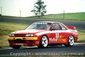 92010  -  J. Richards  Nissan GTR - Eastern Creek 1992