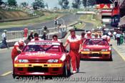 92012 - M. Skaife / J. Richards  Nissan GTR - Eastern Creek 1992