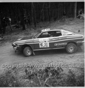 Southern Cross Rally 1975 - Code - 75-T SC61075-010