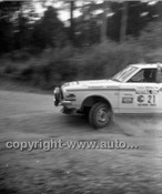 Southern Cross Rally 1975 - Code - 75-T SC61075-012