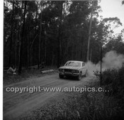 Southern Cross Rally 1975 - Code - 75-T SC61075-017