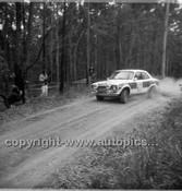 Southern Cross Rally 1975 - Code - 75-T SC61075-018