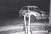 Southern Cross Rally 1975 - Code - 75-T SC61075-036