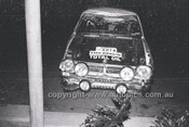 Southern Cross Rally 1975 - Code - 75-T SC61075-037