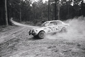 Southern Cross Rally 1975 - Code - 75-T SC61075-038