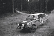 Southern Cross Rally 1975 - Code - 75-T SC61075-058