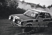 Southern Cross Rally 1975 - Code - 75-T SC61075-073