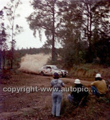 Southern Cross Rally 1975 - Code - 75-T SC61075-080