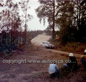 Southern Cross Rally 1975 - Code - 75-T SC61075-082