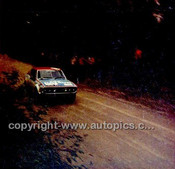 Southern Cross Rally 1975 - Code - 75-T SC61075-085