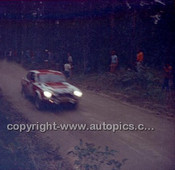 Southern Cross Rally 1975 - Code - 75-T SC61075-088