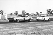 71077 - Bryan Thomson Chev Camaro / Jim McKeown Porsche - Calder 1971