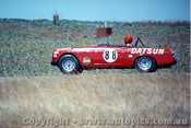 71416 - Doug Whiteford Datsun 2000 SR311 - Phillip Island 1971