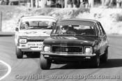 73045 - Jim  Hunter Holden Torana XU1   L. Arnell Ford Escort T/C - Amaroo Park 1973
