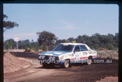 Southern Cross Rally 1978 - Code -78-T-SCross-002