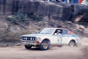 Southern Cross Rally 1978 - Code -78-T-SCross-014