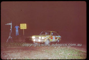 Southern Cross Rally 1978 - Code -78-T-SCross-043